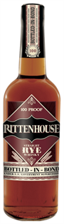 Rittenhouse Rye Whisky Bottled-In-Bond...